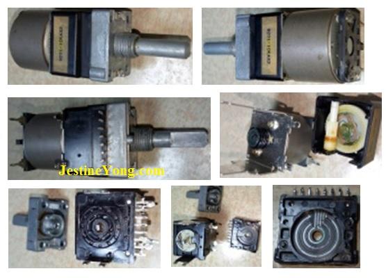 amplifier remote control volume