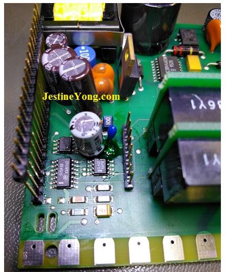 how to repair watlow temperature controller
