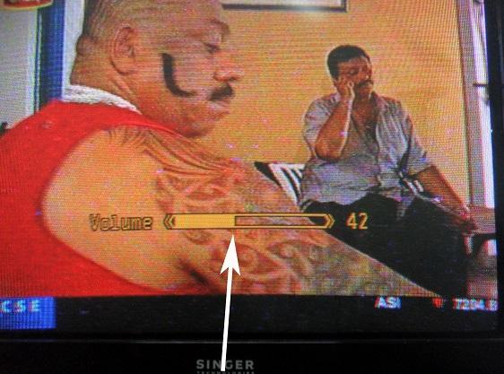SINGER TV NO SOUND REPAIR