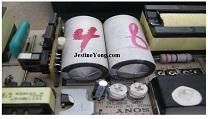 bulged capacitors