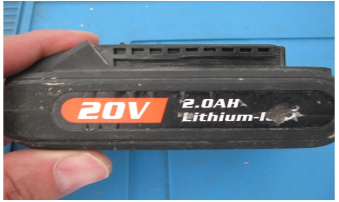drill battery pack repair
