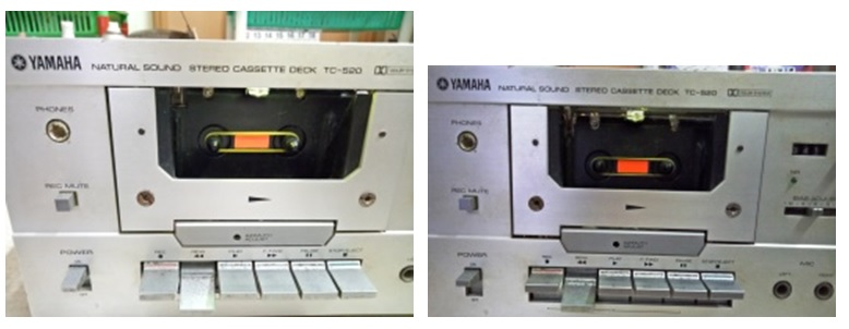 fix yamaha tape deck