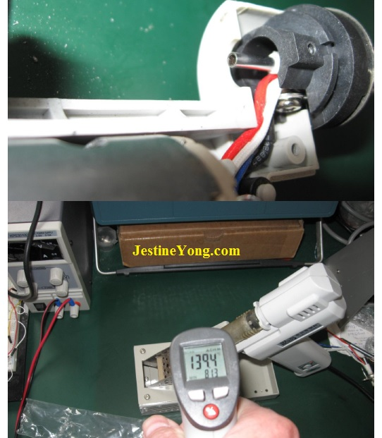 how to replace s993a heating element