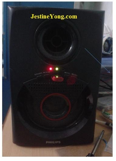 philips speaker repair