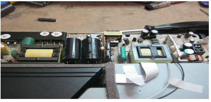 playstation circuit board