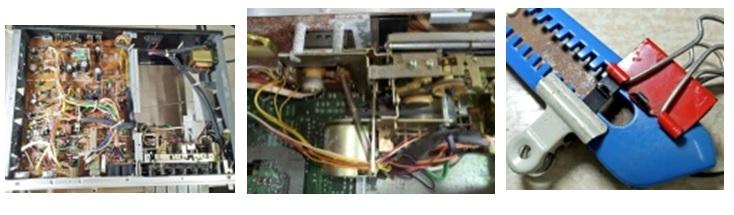 repair yamaha tape deck