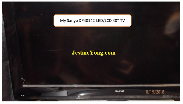 sanyo led tv repair