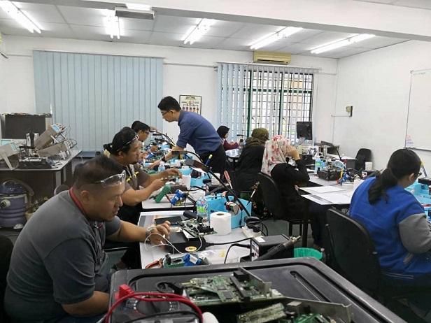 repairing course