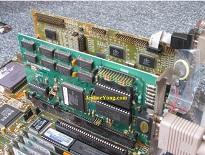 486dx motherboard repair
