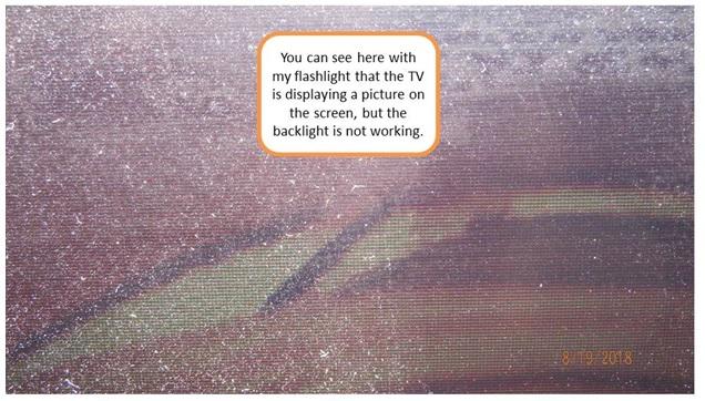 sanyo dp40142 led tv fix and repair