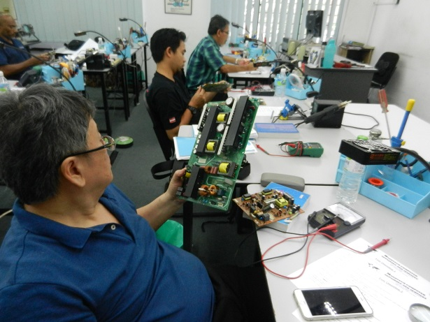 power supply course