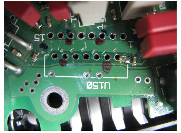 tda7376 ic removed
