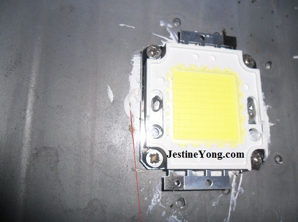 how to fix and repair led light