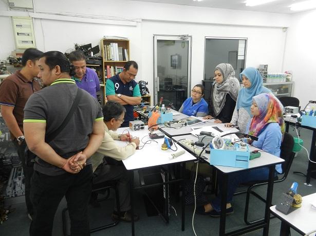 technician course