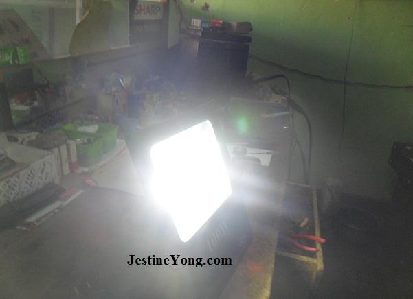 repairing led light
