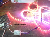 power supply drive led chain
