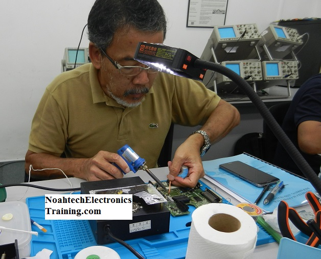 retiree electronics course