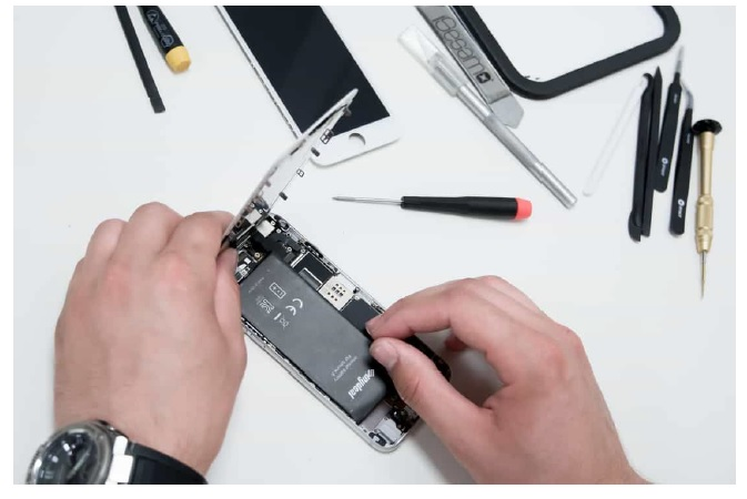 how to repair iphone
