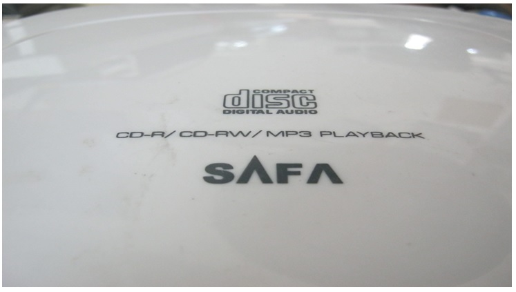 safa cd player repair