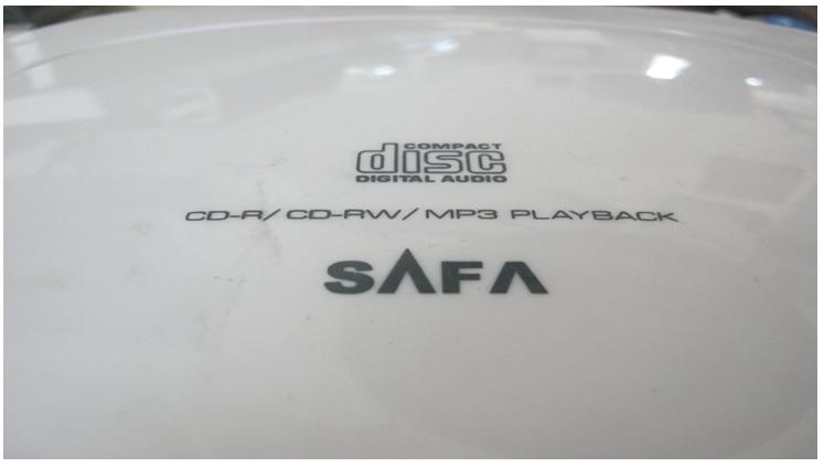 safa cd player repair