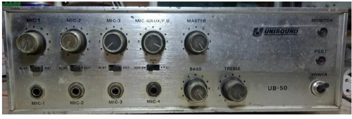 pa system repair