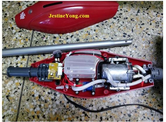 steam cleaner repair