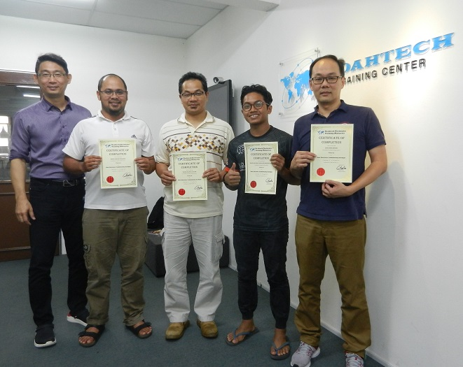 kursus elektronik jurutera malaysia