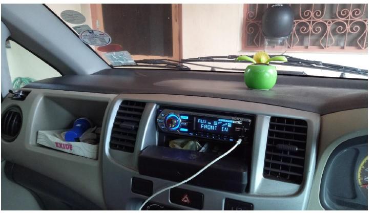 car reverse monitor circuit board repair
