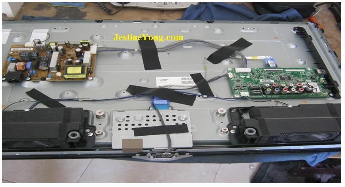 repair lg lcd tv