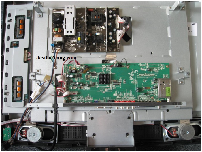 lcd tv mainboard