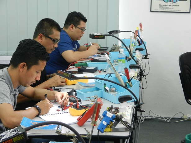 technical repair courses