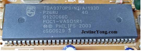 tda9370ps ic
