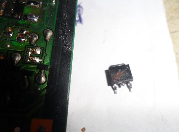 5 volt ic bad