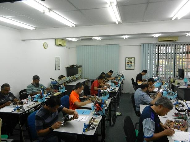 repairing course in malaysia