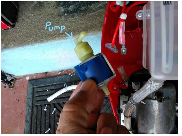 pump fault