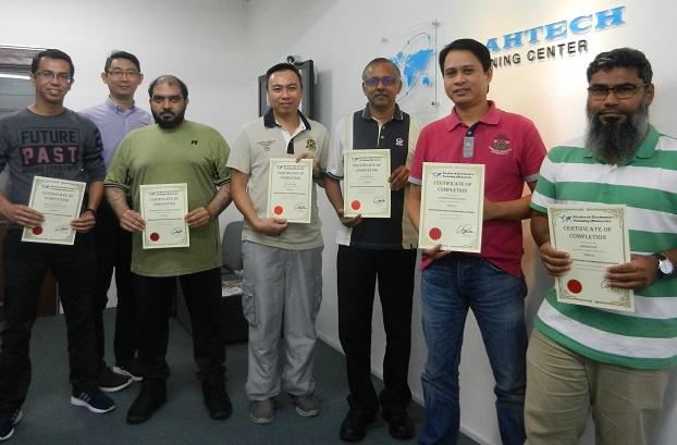 certificate of electronics malaysia