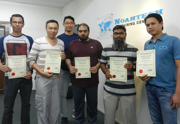 certificate in electronics