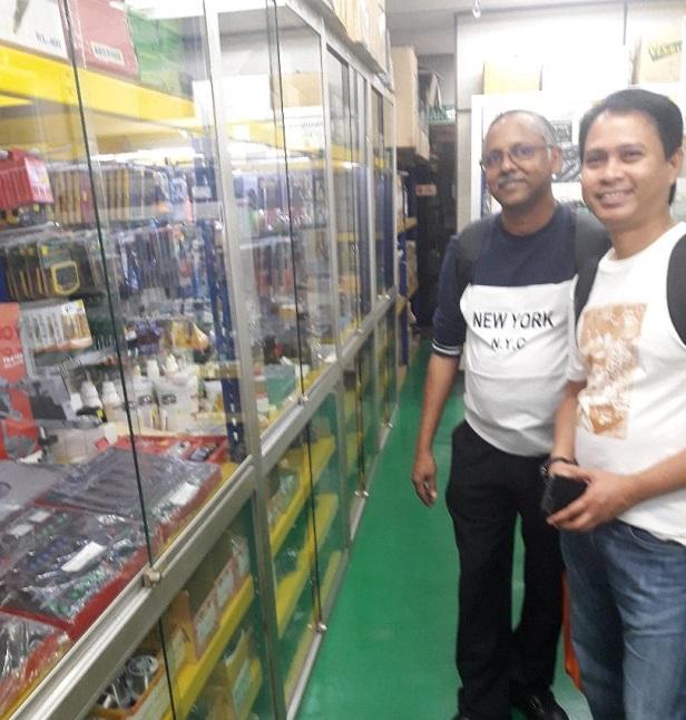 pasar road electronics center kl