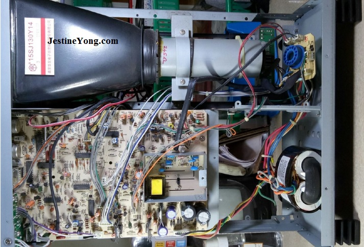 how to repair oscilloscope