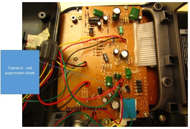 desk caller id telephone fix and repair