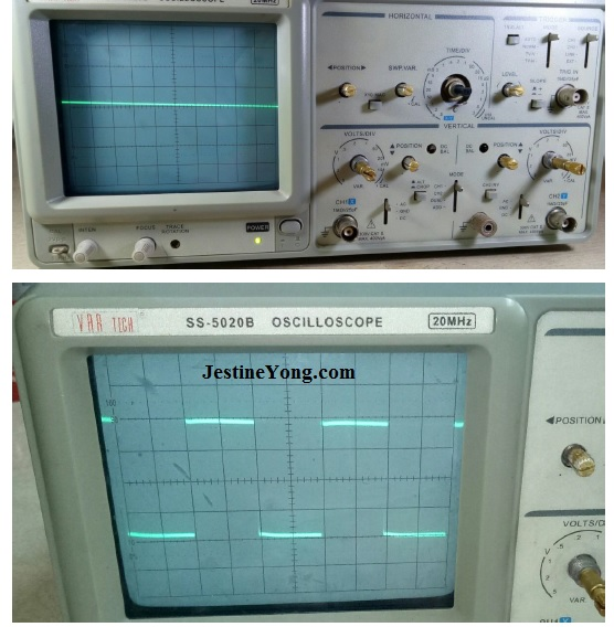 how to fix and repair oscilloscope