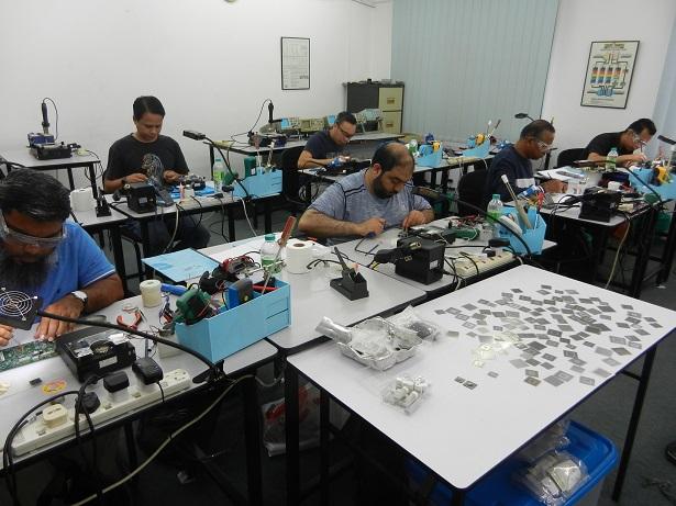 bga ic repair course