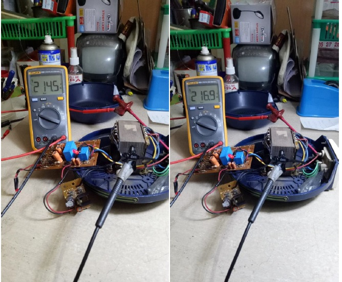 how to fix and repair voltage stabilizer