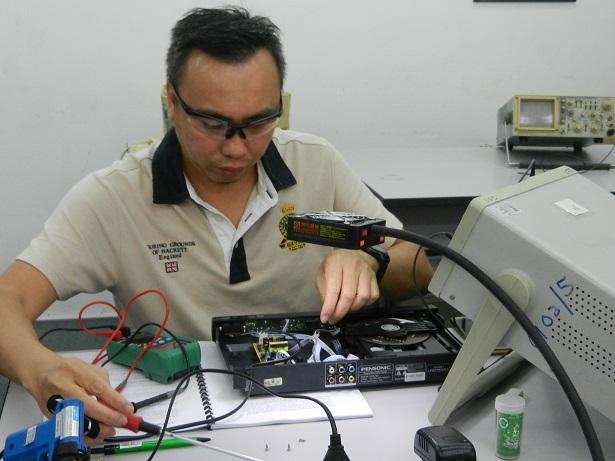 oscilloscope course