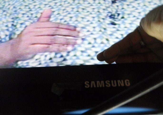 samsung lcd tv repaired