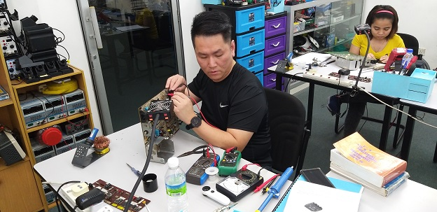 circuit board troubleshooting course