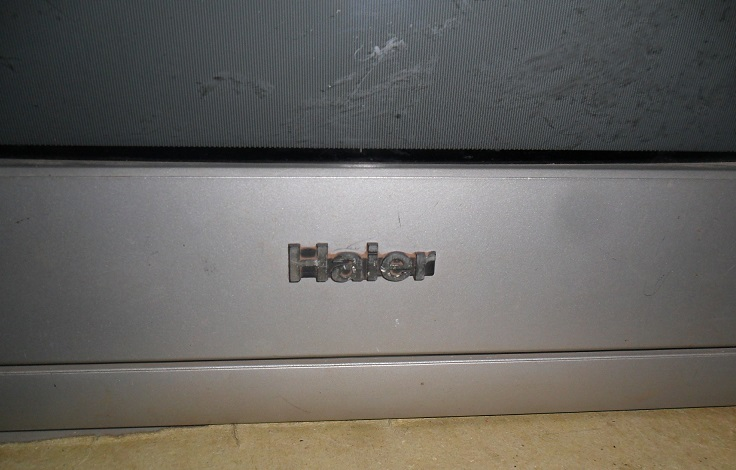 haeir CRT tv repair
