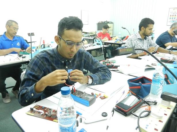 kursus basic elektronik
