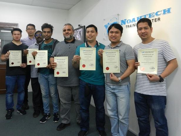 troubleshooting electronic course malaysia