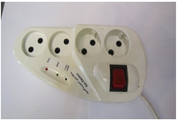 sun electronic ac voltage stabilizer repair